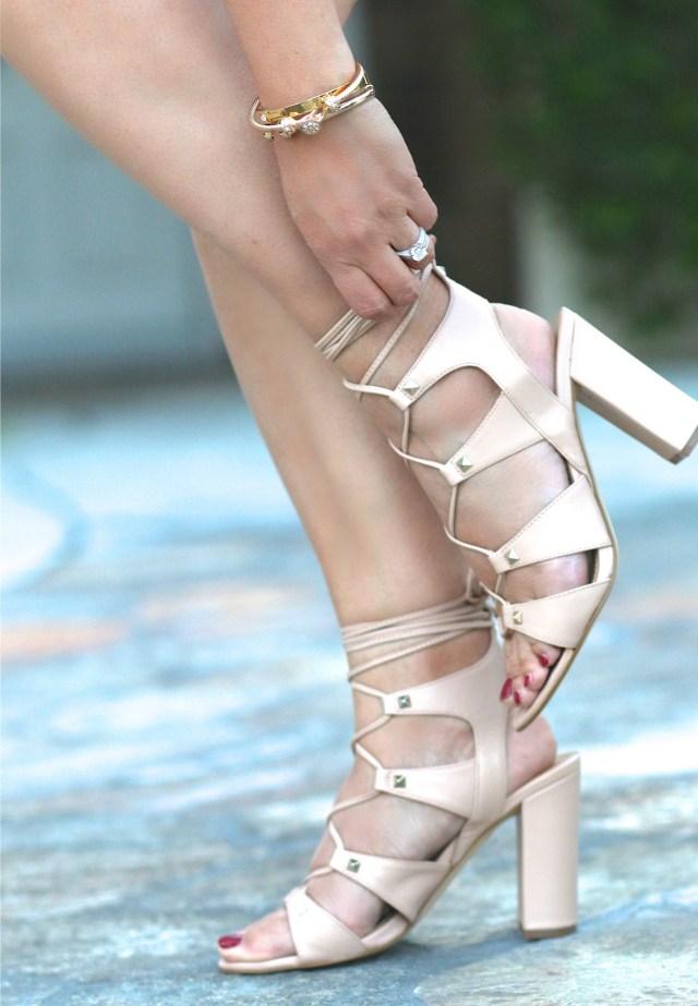 Ivanka Trump Kavita sandals