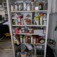 A Cleaner and More Organized Pantry