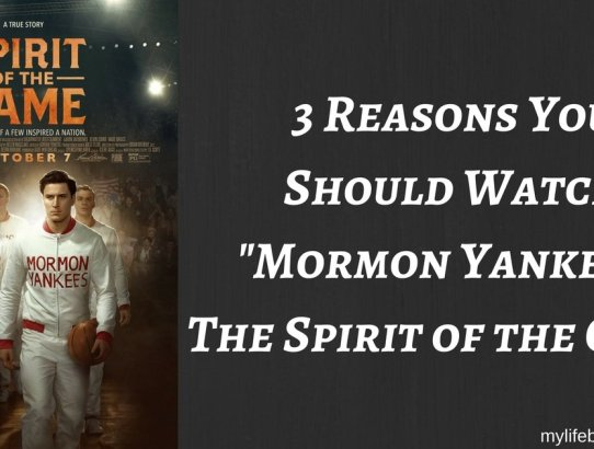Are you looking for a clean family film? How about a film that also will teach your family about sharing the gospel? Look no further than Mormon Yankees!