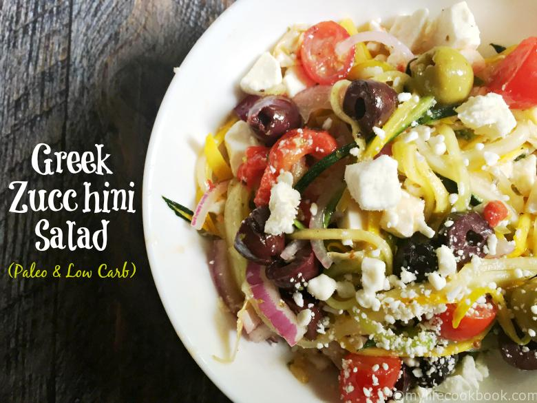 Paleo Hope's Colorful Pasta Salad