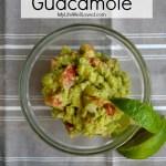 Garlicky Guacamole