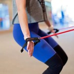 Pure Barre Velcro Tubes