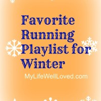Favorite Running Playlist for Winter
