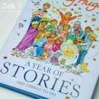 Book Giveaway - A Year Of Stories And Things To Do by Shirley Hughes