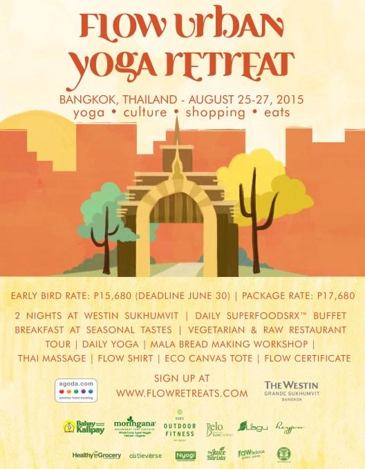 Flow Urban Yoga Retreat