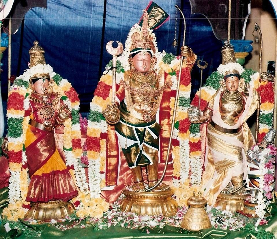 Vaduvur-Ramar-Seetha-Lakshmana-Hanuman