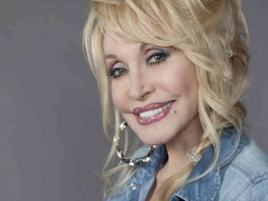 "Photo: Cover art of Dolly Parton's 2014 ""Blue Smoke"" album"