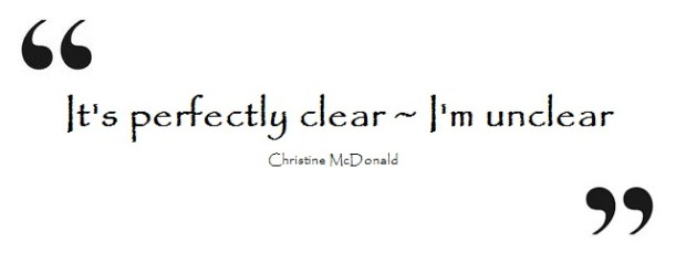 Clear-uncertainty