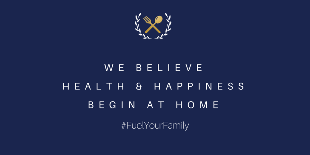 WE BELIEVE HEALTH & HAPPINESS BEGIN AT HOME-2