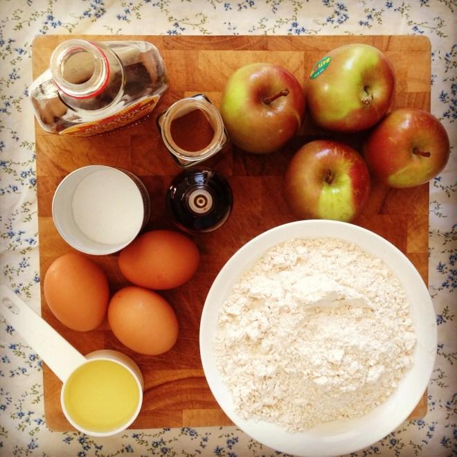 wholesome apple & cinnamon breakfast bread - my lovely little lunch ...