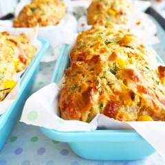 mini vegetable loaves