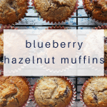 blueberry-hazelnut-muffins