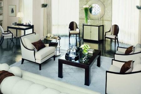 gatsby inspired interior design 1920s art deco living room style