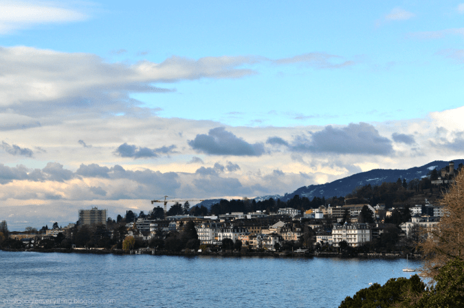 Mini Holiday to Montreux, Switzerland