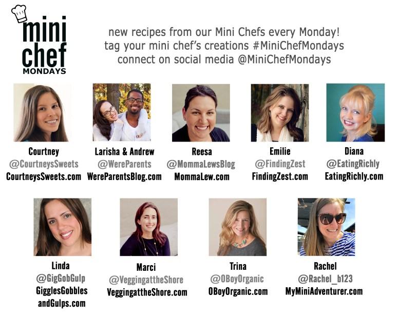Mini Chef Mondays Team
