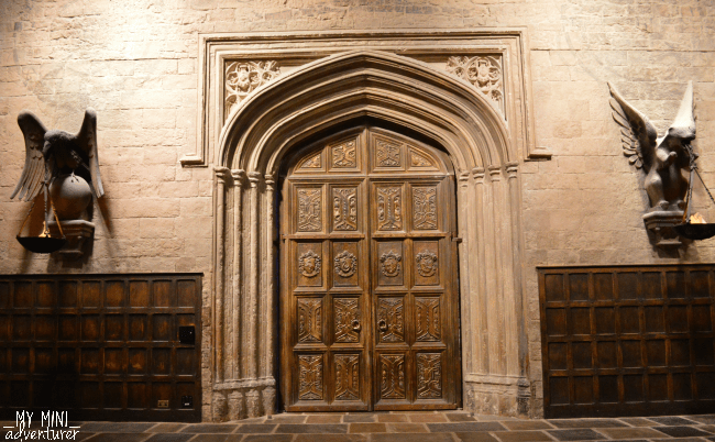 HP Entrance Great Hall