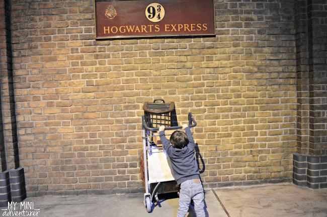HP platform 9 34