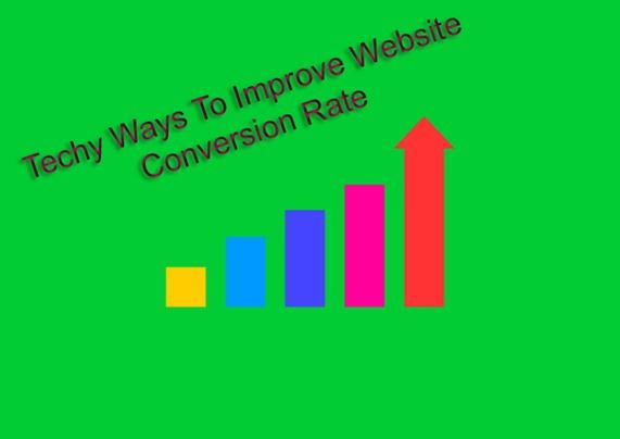 Improve Website Conversion rate