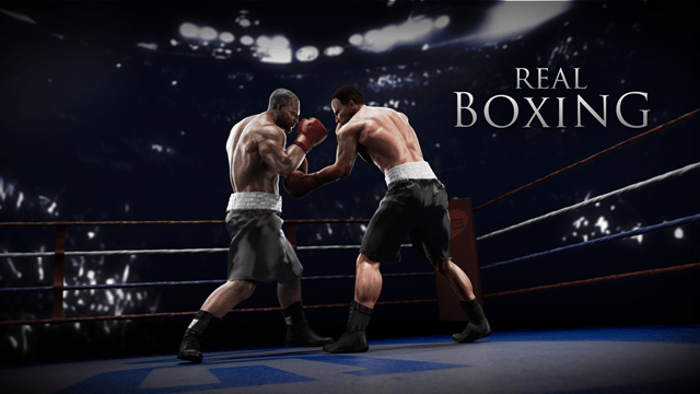 Real Boxing - Best fighting Games
