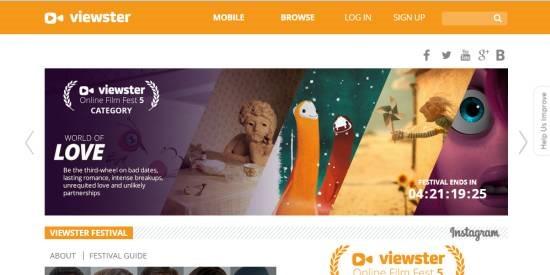 Viewster - watch free movies online