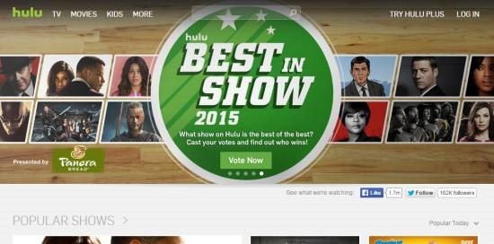 Hulu - watch free movies online