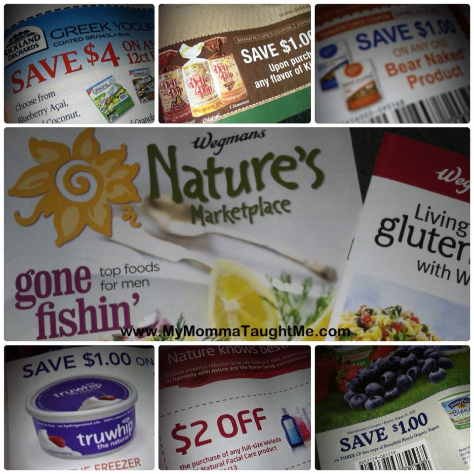 Free Wegman S Natures Marketplace Booklet With Coupons