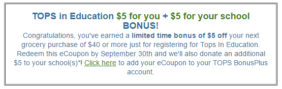 tops in education confirm e coupon