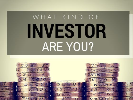 What Type of Investor Are You