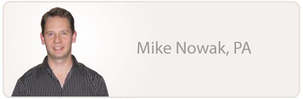 Mike Nowak, PA
