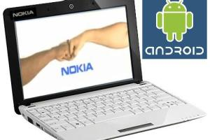 Nokia to make Android Netbook for 2010?