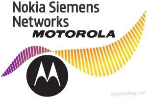 For 1.2 Billion USD Cash – Nokia Siemens Networks to acquire Motorola wireless network infrastructure assets.