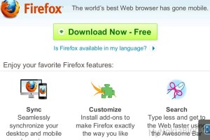 Video: New – Firefox 1.1 for the Nokia N900