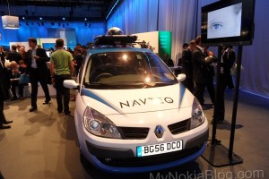 Video: Nokia and NAVTEQ taking on Google Street View demoed on Nokia N900 and TV-out: Nokia City Scene