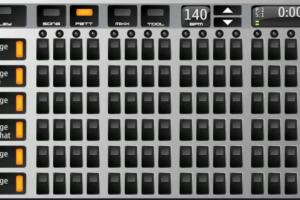 Video: Drum Machine demo for Symbian (S60 5th) Drum beat sequencer available at Ovi Store