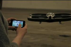 Video: Nokia N900 and AR Drone with MeeGo – developing with Qt – best development platform?