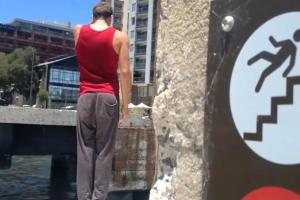 Video: The Sydney Parkour Association shot on the Nokia N8