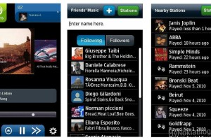 Video: NOKIA N8 running SoundTrckr Internet Radio (similar to Pandora) The first Geosocial Internet Radio (BetaLabs)