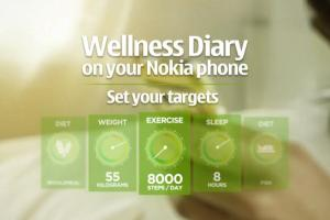 Video: Nokia Wellness Diary Promo video