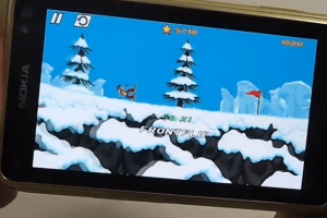 Video: iStunt 2 game Demoed on Nokia N8 (Available at Ovi Store)
