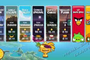 Angry Birds Rio gets 1.4 update (Smugglers' Plane)