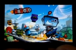 Video: Roboto Gameplay on Nokia N9