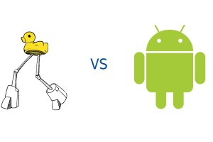 Symbian vs Android: app for app comparison: part 1