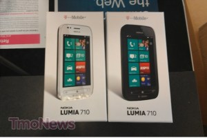 Lumia 710 stocked at T-Mobile Stores and Ready to Go!