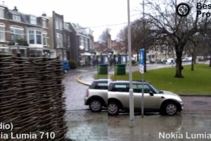 Video Quality Test: Nokia Lumia 800 vs Nokia Lumia 710