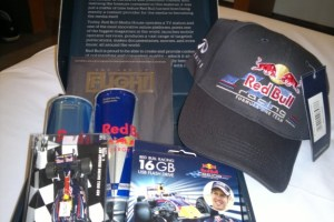 RedBull Teams up With Nokia! (More Free Stuff)