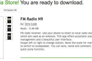 N9Apps: FM Radio N9 (with Video)
