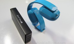 Nokia Purity HD Monster Cyan(31)