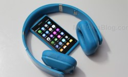 Nokia Purity HD Monster Cyan(37)