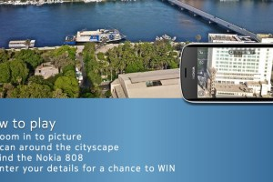 Win a Nokia 808 PureView with Nokia Egypt