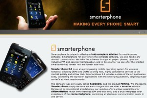 What if: Qt hope still at Nokia with Linux based Smarterphone?
